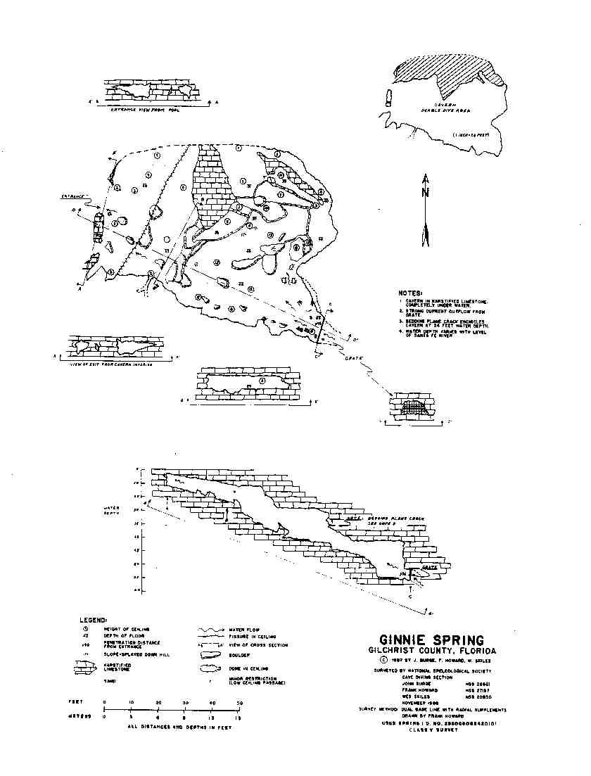Ginnie Springs Map on cozumel map, silver river state park map, manatee springs map, st. andrews state park map, caladesi island state park map, ichetucknee state park map, vortex springs map, peacock springs map, weeki wachee springs map, john pennekamp coral reef state park map, oscar scherer state park map, ponce de leon springs map, gilchrist county map, poe springs map, telford map, suwannee river state park map, alexander springs map, high springs fl map, long key state park map, the devil's highway map,